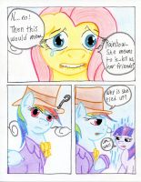 Fluttershy and the Rainbow Factory P. 11 by The1King