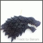 House of Stark - Polymer Clay by Bansini