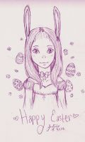 Happy Easter 2 by guardian-angel15