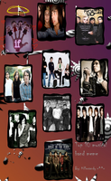 Top 10 Musical Bands by cloudmuffin727