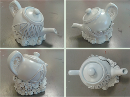 Culture Teapot by angelofastar