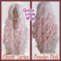 Classic Series - Powder Pink by GothicLolitaWigs