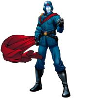 Cobra Commander by DigitalSerrano