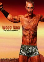 Wood man by 5835178