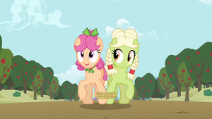 Apple family by JulietRarity