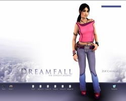 Dreamfall by Sant