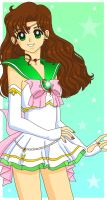 FR - Sailor Jupiter by Sailor-Serenity