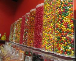 Kid In A Candy Store by ForeRunnerOfAutumn