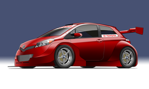 SuperT12 Race Series - Toyota Yaris by StylePixelStudios
