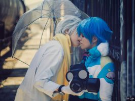 Aoba x Clear 3: Now Kiss again by SNTP