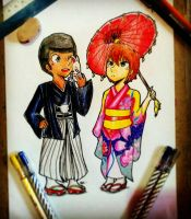 .:ShaVer:. Japanese Mr.X and Shad by Aila-Ji