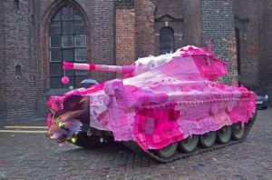 Kitty Tank by masterclif