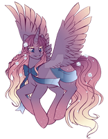 VERY near future Adopt by Crystal-Comb