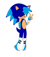 Sonic The Hedgehog - Cosmic Crystals Saga Outfit by MephistaTheDark