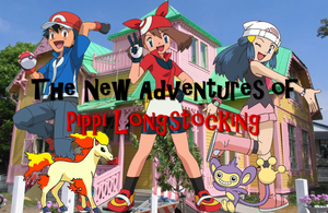 The New Adventures of Pippi Longstocking by AdvanceArcy
