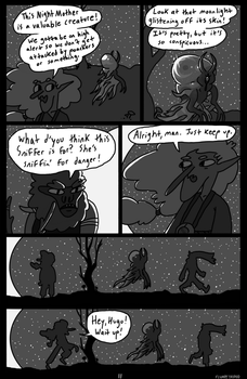 Tales from the North 1 - The Night Mother (Page 2) by TheFlumpyTripod