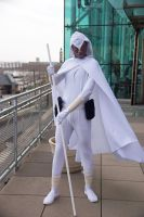 Castle Point Anime Convention 2013 - Moon Knight 1 by kamau123