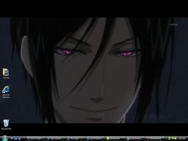 Black Butler Desktop 22 by naga07