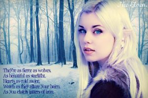 The Elven. by thewritingthimble