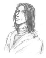Severus Snape by LadyBelial