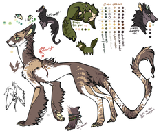 Shapeshifter sona ref versions by Hauket
