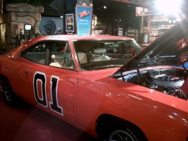 The General Lee by Avi-the-Avenger