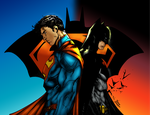 Dawn of Justice by rtterry3225