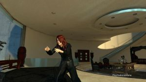 PSHome - Damien by Malefor666
