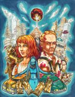 The 5th Element by Mmystery