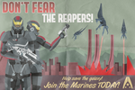Don't Fear the Reapers by TheDalishRanger