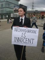 Richard Brook Is Innocent! by TheDevilInWestwood