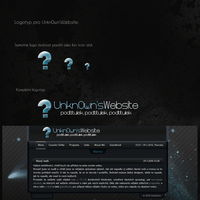 Unkn0wn's Website v1 by OtherPlanet