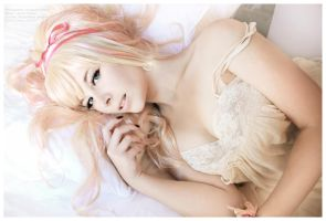 Sheryl Nome . Pink Monsoon by LeonorGracias