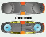 Entry for Cardboards Contest by CoRE-Online