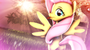 Look at my Flutterbutt by Starstrike42896