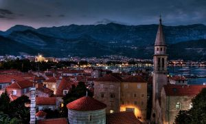 Budva: The Old City. by inbrainstorm