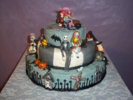 nightmare before christmas by marandaschmidt