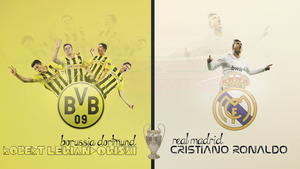 Dortmund vs Real by MakaayR