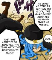 Juvia in the floor by Integra13