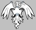 Reshiram Logo by Thesis-D