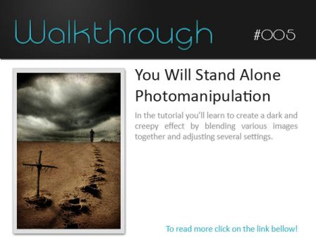 Walkthrough: You Will Stand... by pelleron