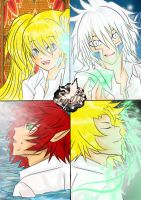 Those dearly beloved by Etude-Xillia