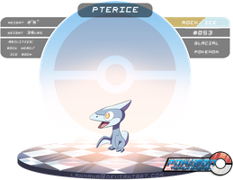 #053: Pterice by Lanmana