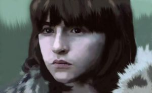 Bran Stark by the-foolish-princess