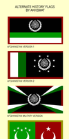Alternate Flags by Akkismat