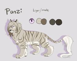 Panzi Reference by Makirou
