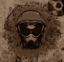 The electronic GasMask by DYN4MIT3