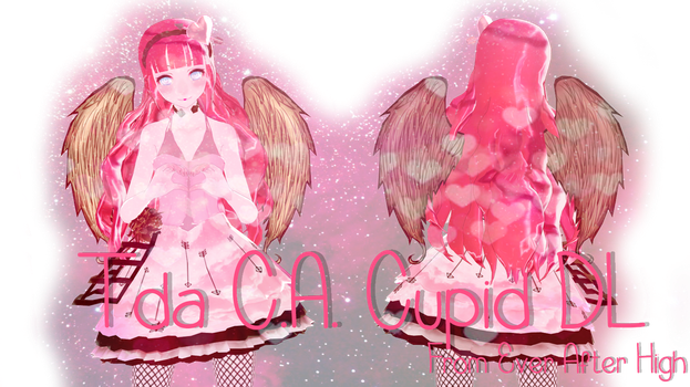 [ MMD ] Tda C.A. Cupid DL by luna-panda-love