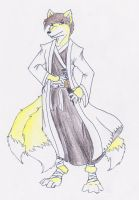 If Ty's a Bleach character... by Halfwing
