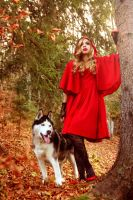 Red riding hood VIII by DarkVenusPersephonae